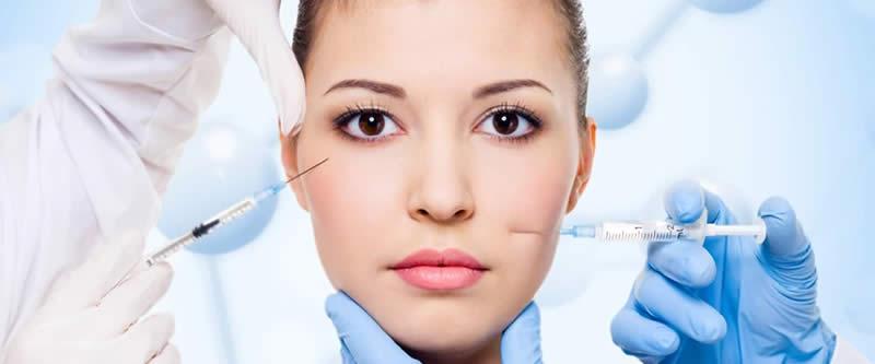 Uso de toxina botulínica en estética facial
