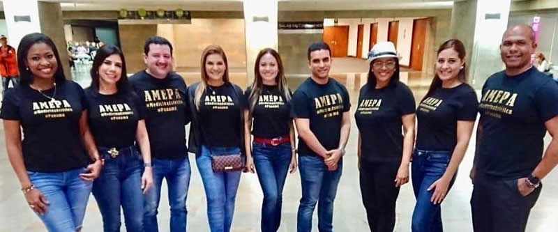 AMEPA presente en el 6º Congreso Mundial de Medicina Estética y Anti-Envejecimiento – Latin America
