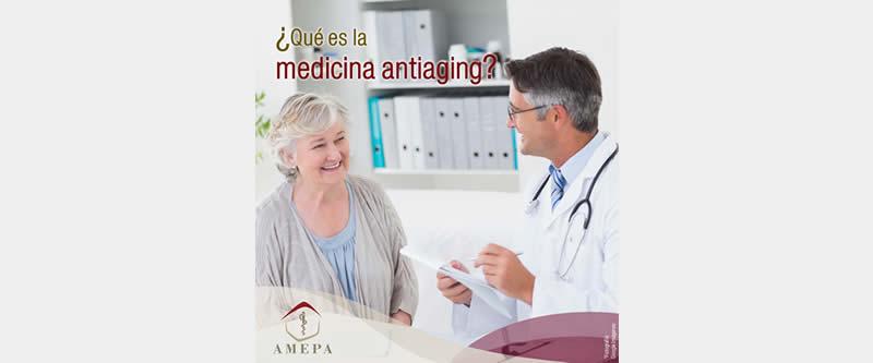 Qué es la Medicina Antiaging