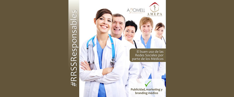 Publicidad, marketing y branding médico