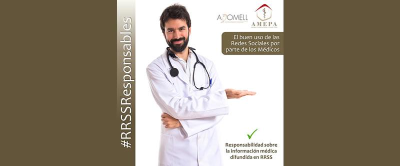 Responsabilidad sobre la información médica difundida en RRSS